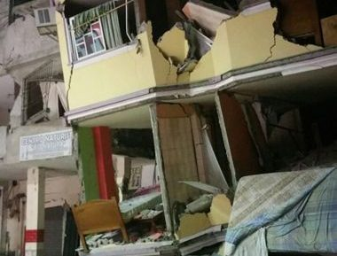 Ekvador: U zemljotresu 233 mrtvih 7