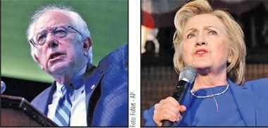 Sanders potukao Klintonovu, Tramp proglasio pobedu 2