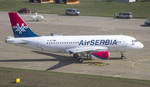 Vlada tajno poklonila 14 miliona evra Er Srbiji, a sad ćuti 8