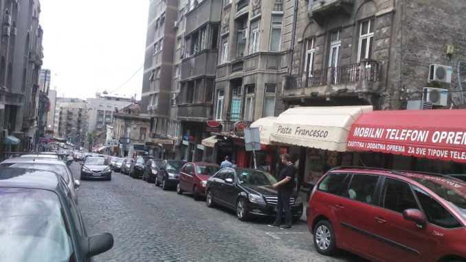 Sekretarijat grada Beograda za javni prevoz: Izbegavati Balkansku ulicu 2