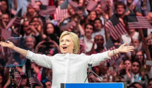 Spomenik Hilari Klinton otkriven u Albaniji 12