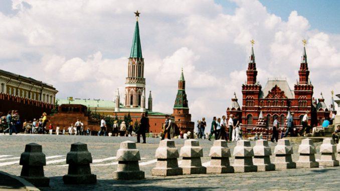 Moskva: Rešavanje ukrštenica u metrou 1