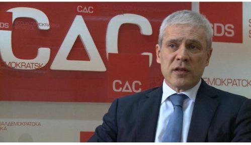 Tadić i Đurišić predstavljaju SDS u dijalogu vlasti i opozicije uz posredovanje EP 9