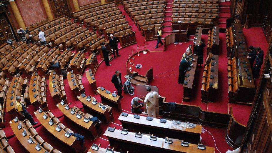 Skupštini predložena rezolucija o genocidu u Srebrenici 1