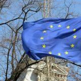 Sa ambasade Hrvatske u BiH vandali skinuli zastavu EU 14