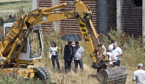 Počela iskopavanja u Prištini zbog sumnji na masovnu grobnicu Albanaca 1