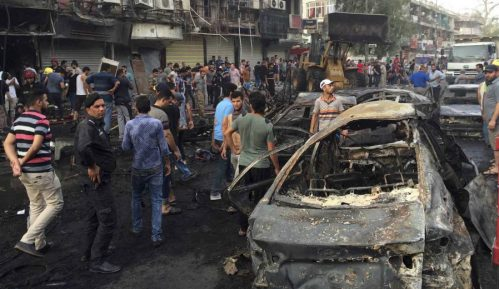Napad Islamske države u Bagdadu 3