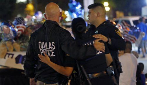 Pretnja policiji Dalasa 2