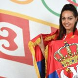 Ivana Maksimović nosiće zastavu u Riju 5