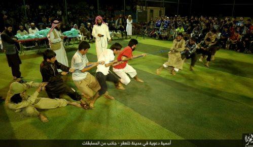 """Islamska država održala """"olimpijadu"""" 1"""