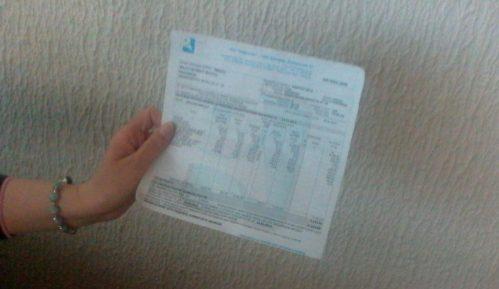"Uz račun za Infostan građanima ubačen ""izborni pamflet"" SNS 1"