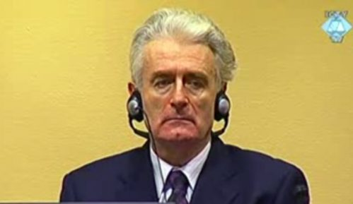 Tužilac traži doživotnu kaznu za Karadžića 12