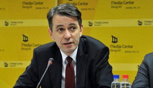 Radulović (DJB): Pretnja bojkotom najbolji način da se dođe do fer izbornih uslova 6