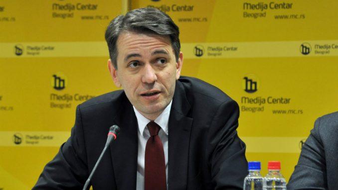 Radulović (DJB): Pretnja bojkotom najbolji način da se dođe do fer izbornih uslova 2