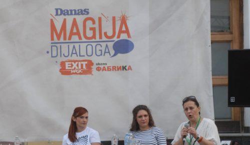 """Magija dijaloga"" o RTV Vojvodini 5"