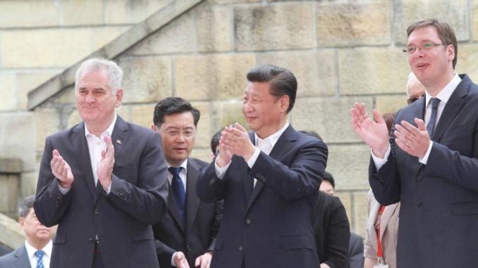 Srbija - model saradnje Kine i zemalja CIE 3