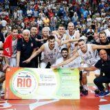 Košarkaši Srbije idu u Rio 10