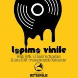 Topimo vinile u Metropolisu 4
