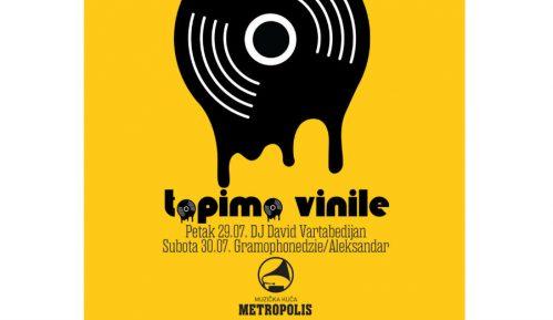 Topimo vinile u Metropolisu 3