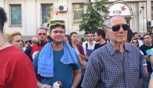 """Novi protest """"Podrži RTV"""" 10"""
