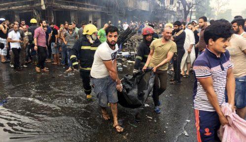Proglašena nacionalna žalost u Iraku 2