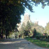 Tašmajdanski park: Šetalište na nekadašnjem kamenolomu i groblju 9