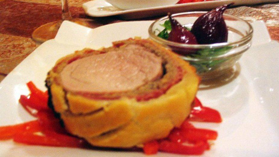 Recept nedelje: Posrbljeni biftek vojvode Wellingtona: Пиг Велибор 1