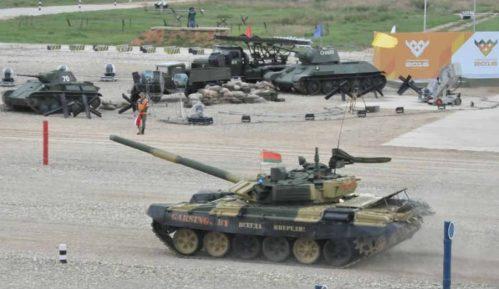 Završene Međunarodne vojne igre u Rusiji 15