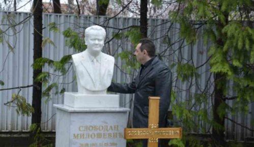 Miloševićevih poklonika sve manje 2