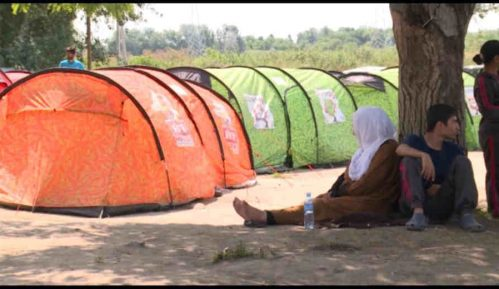 Sve manje migranata koji ilegalno ulaze u Srbiju 2