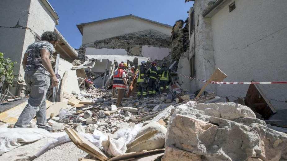 Novi potres u Italiji, 247 stradalih 1
