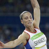 Okršaj sa olimpijskom šampionkom 10