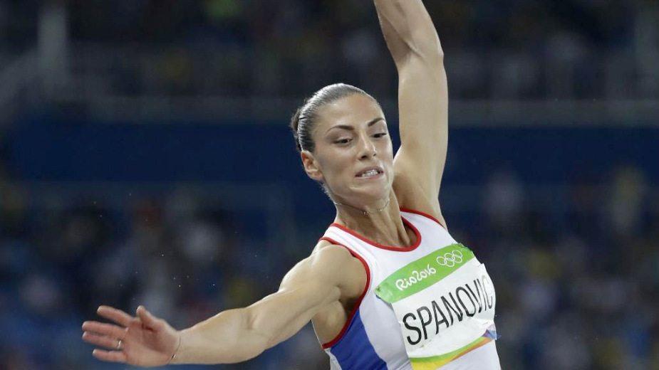 Okršaj sa olimpijskom šampionkom 1