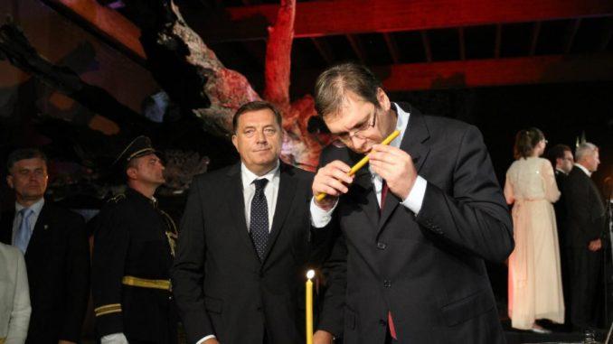 Vučić: Ne mešam se u unutrašnje stvari BiH 1