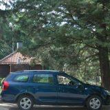 Testirali smo: 2.000 km Dacia Logan MCV 1.5 DCI 8