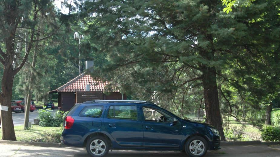 Testirali smo: 2.000 km Dacia Logan MCV 1.5 DCI 1
