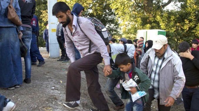 Više izbeglica u Španiji, nego u Italiji 1