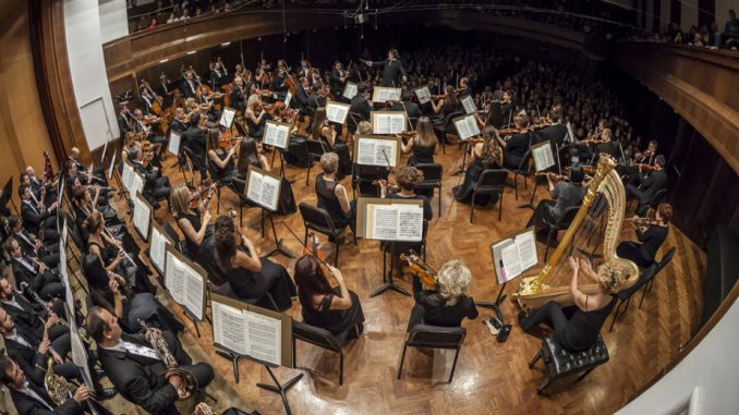 Specijalno za Revolucionarni koncert Beogradske filharmonije, crkveno zvono od 150 kilograma 4