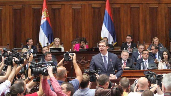 Vučić: Potreban nam je rad, a ne priča 2