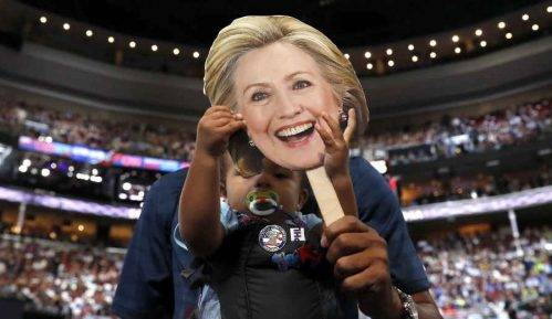 Hilari Klinton podržala Bajdena za predsedničku trku u SAD 1