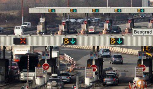 AMSS: Otežano odvijanje saobraćaja 8