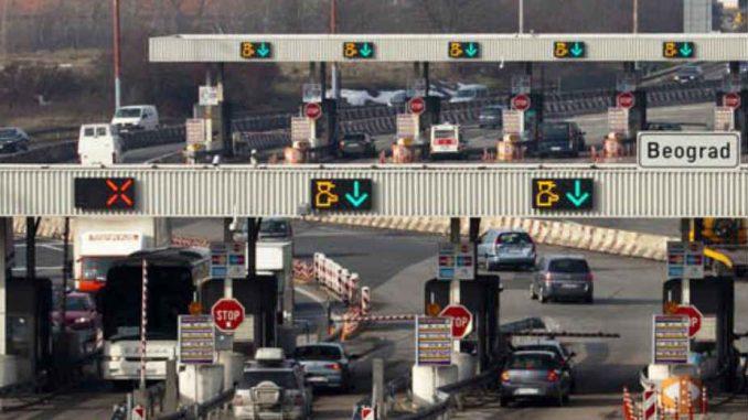 AMSS: Otežano odvijanje saobraćaja 1