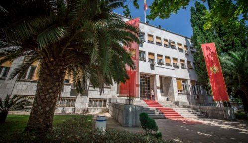 Crnogorska policija neće dozvoliti skup ispred Skupštine, nije prijavljen 12