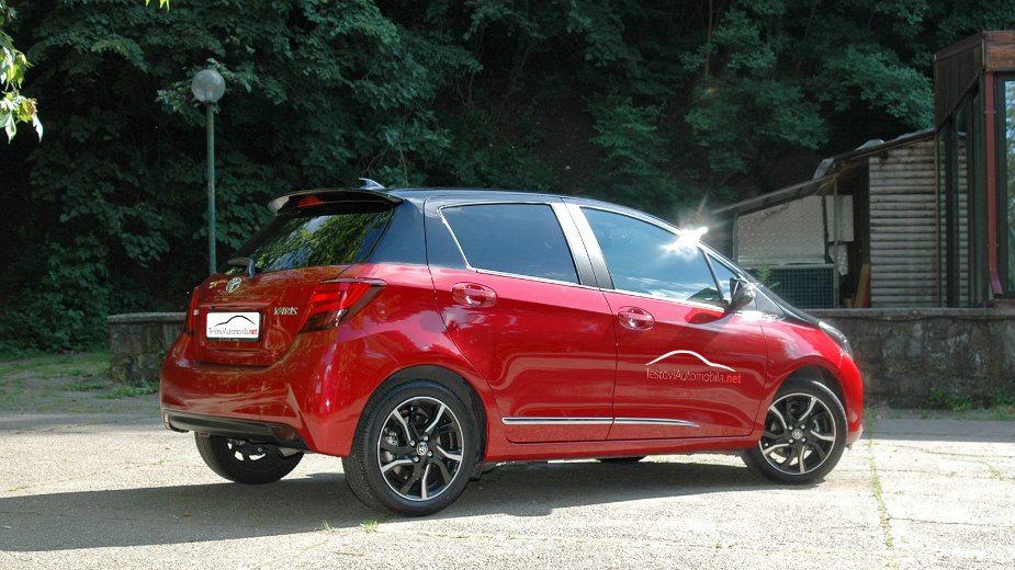 Testirali smo: Toyota Yaris 1.3 Bi Tone Plus 1