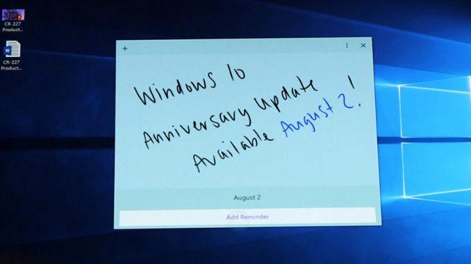Windows 10: Novi talasi na vidiku 1