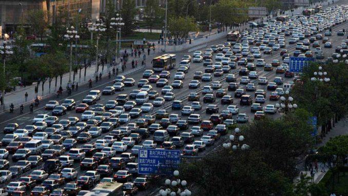 Stotine miliona Kineza kreće na put 4