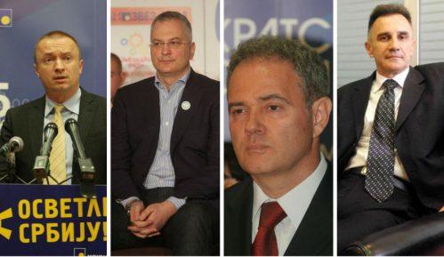 Kandidati DS uoči izbora u stranci 15