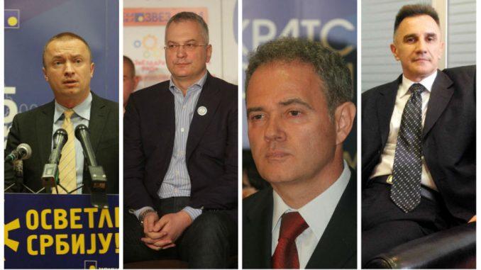 Kandidati DS uoči izbora u stranci 3