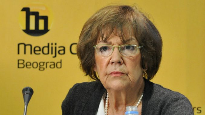 Ministarka zalupila vrata EU 1
