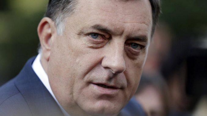 Ako se Dodik ne odazove 3. oktobra, sledi nalog za hapšenje 1